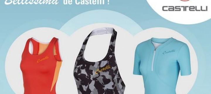Bellissima, la nouvelle gamme CASTELLI ?
