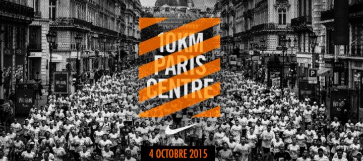 NIKE DEFIE LES PARISIENS AVEC LES 10KM PARIS CENTRE!