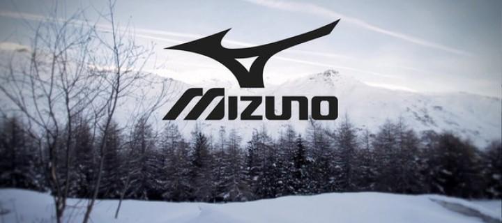 Mizuno: Produisez votre chaleur grâce au Breath Thermo! En cours de Testing sur Trail Session
