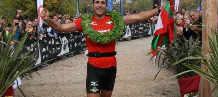 MIZUNO: Magnifique victoire de Benoit Cori sur la Grande Course des Templiers