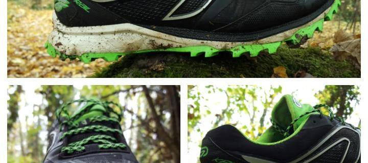 Dossier Pluie/Boue: Les pieds au sec avec la Kiprun XT5 Waterproof de Kalenji