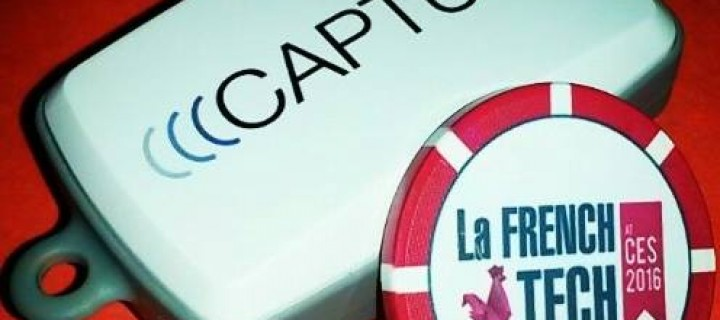 CAPTURS : un tracker GPS live innovant made in France