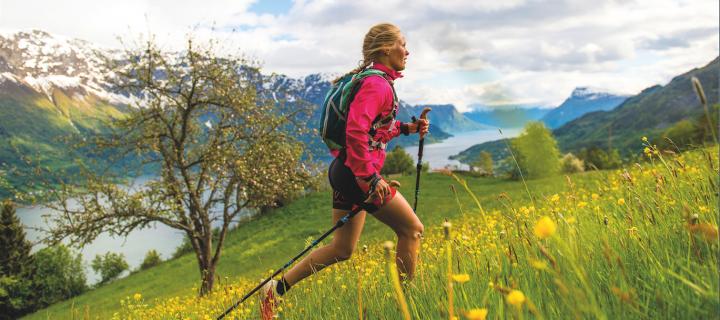 Swix lance sa gamme de bâtons de trail