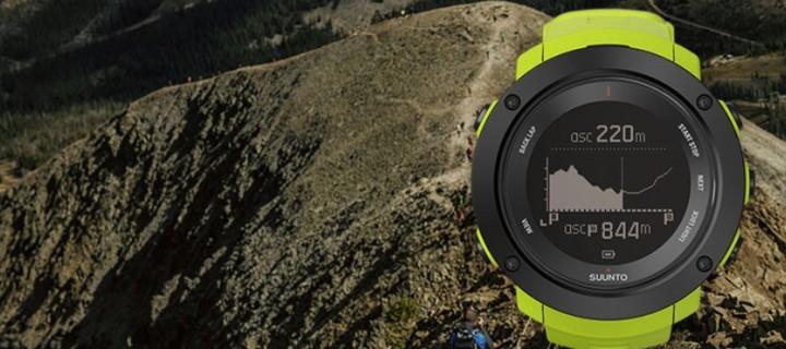 Test de la Suunto Ambit3 Vertical par Montre Cardio GPS: une Ambit3 Trail