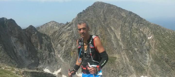 FRED : Portrait d'un Ultra Traileur du Mont Blanc 2016