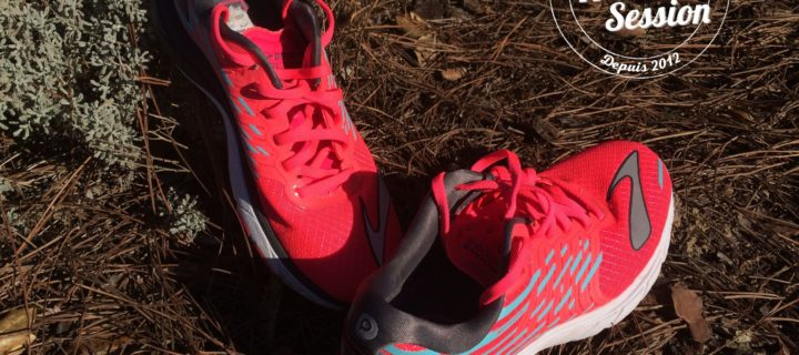 Les Brooks Pure Cadence 5W : Les Running «Girly Girly» !