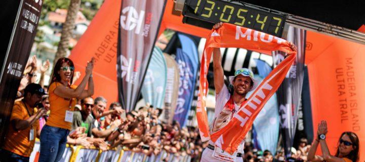 Rentrées victorieuses pour François D'Haene et Michel Lanne : Madeira Island Ultra Trail et La Bouillonnante !