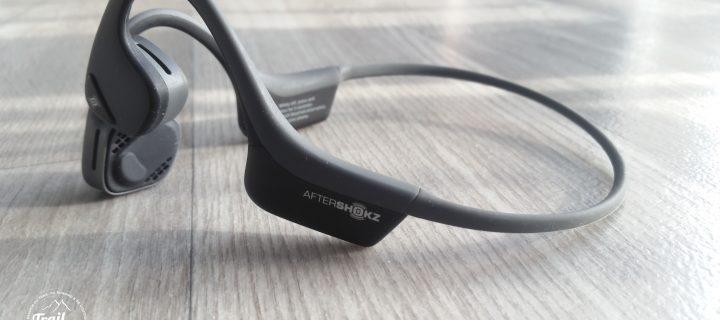 AFTERSHOKZ Trekz Air : Le casque à conduction osseuse qui ne manque pas d'AIR !