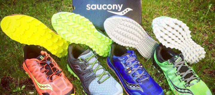 SAUCONY TR et ST : Non mais c'est «KOA» ces chaussures de ouf !!!