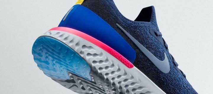 Nike Epic React Flyknit : Une Nouveauté qui devrait faire parler !