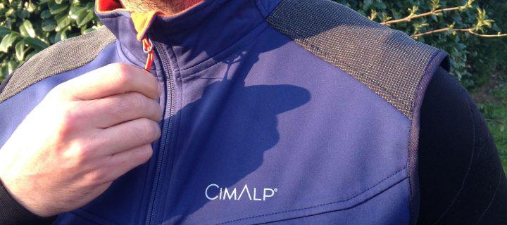 CimAlp : Corsaire 3/4 et Gilet Coupe-Vent, du haut de gamme made in France.
