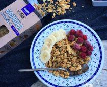 Granola Protein+ de STC Nutrition® : De l'énergie végétale à vous combler les papilles !