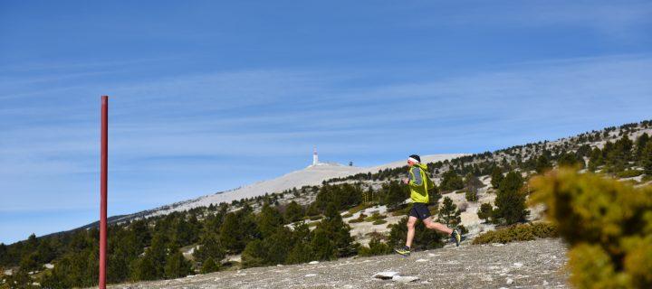 Ergysport Trail du Ventoux / Ouverture circuit Salomon / Over the Mountain 2018