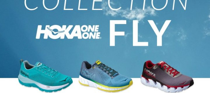 Hoka One One s'envole avec la nouvelle collection FLY !