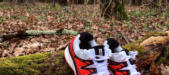 Saucony Triumph ISO 4 : Le triomphe du concept «Charentaises» for running !