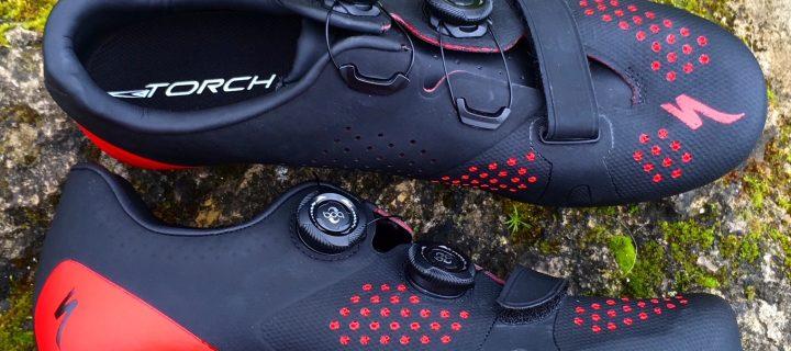 Specialized Torch 3.0 Road Shoes : Ajustées et précises dans tous les domaines !
