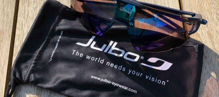 Une vision différente de votre Activité Sportive avec les Julbo Aerospeed !