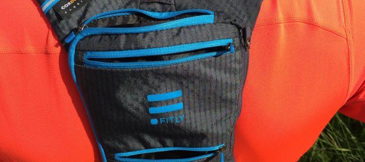Fitly invente le sac minimaliste de running !