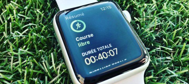 Apple Watch 3 : Le sport connecté !