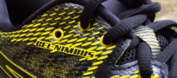 Asics Nimbus 20 : La 20ème version du modèle référence de la marque nippone !