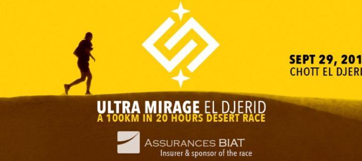 Ultra Mirage El Djerid 100k : Interview d'Amir Ben-Gacem à quelques semaines de la 2ème édition !