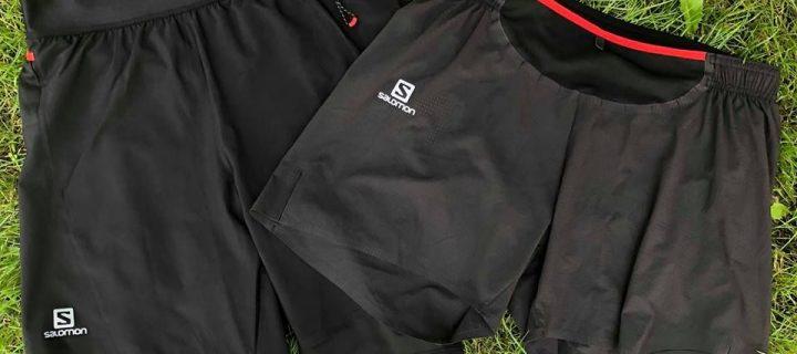 Shorts Sense Pro et Fast Wing Twinskin : laissez vous tenter par l'un de ces deux Shorts Salomon pour gambader sur tous les chemins !!!