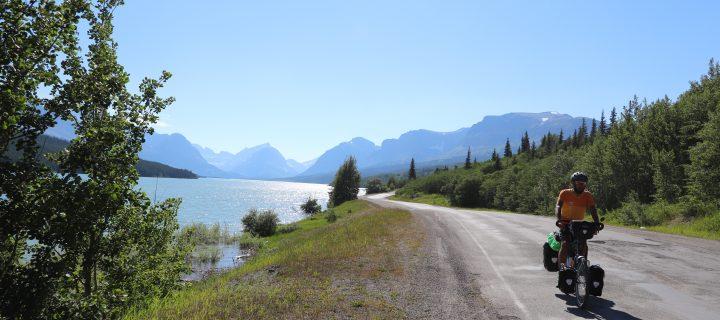 La traversée du continent américain à vélo (partie 2) : la fin du rêve canadien… let's go USA !