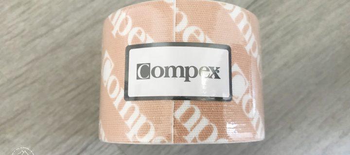 Tape de Compex : Pourquoi le géant de l'électrostimulation se lance sur le taping