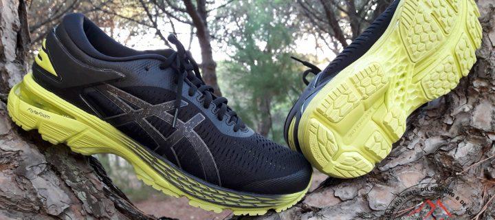 Asics Gel Kayano 25 : Une chaussure POLYvalente taillée pour la performance sur route !