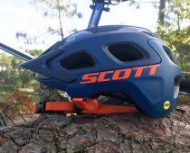 Casque Scott Vivo Plus avec système MIPS : Hors des sentiers battus.