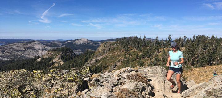 Trail Session aux USA : Tahoe 200 Endurance Run !