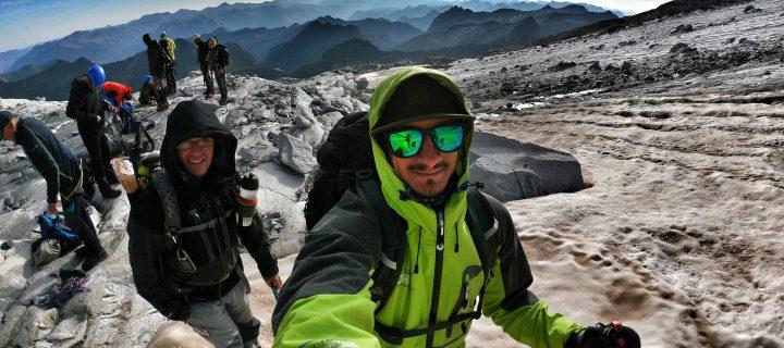 CimAlp : Veste utrashell et pantalon ultra stretch pour des randonnées ultra cool :-)