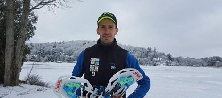 Stéphane RICARD : 8ème participation aux mondiaux de raquettes en 2019!