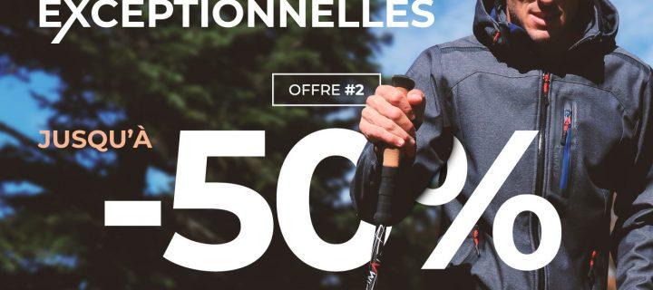 Ventes Exceptionnelles Cimalp : Vestes Techniques Outdoor jusqu'à -50% !