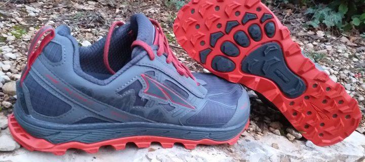 Altra Lone Peak 4 : Ou quand la chaussure s'adapte au pied …