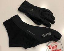 Gants et Sur-Chaussures Gore Wear : Il va être difficile de trouver des excuses pour ne pas sortir par temps froid !