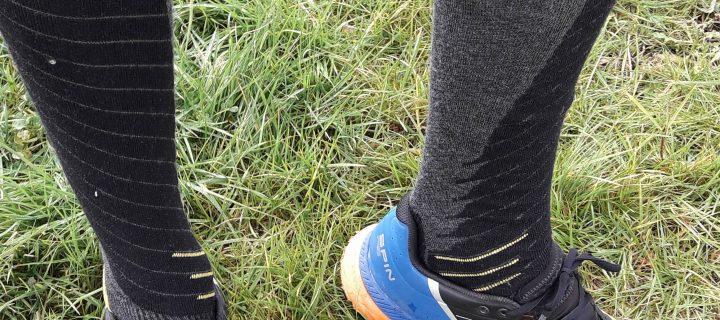 Chaussettes UYN ULTRA FIT : confort et isolation au service du sportif !