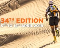 Tic Tac… Tic Tac… La 34ème Edition du Marathon des Sables approche ! Sébastien est en mode prépa et vous en parle !