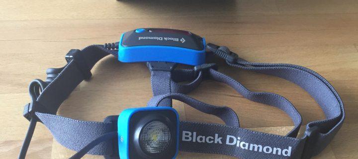 Black Diamond SPRINTER : De la lumière à tous les étages…