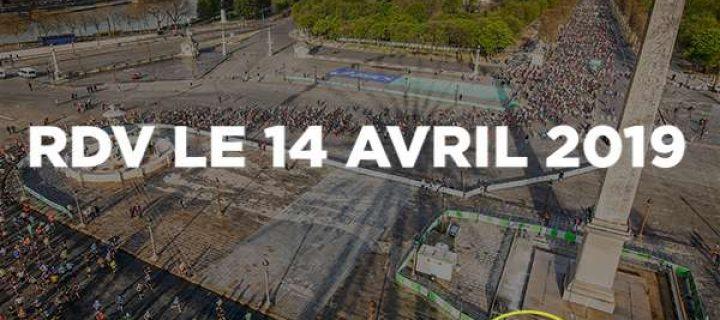 Marathon de Paris 2019 : Le nouveau parcours dévoilé, l'Opéra Garnier et la Place Vendôme au programme !
