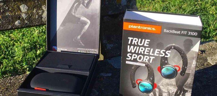 Plantronics BackBeat FIT 3100 : Des écouteurs True Wireless légers, confortables et stables ! Un Bijou Technologique !