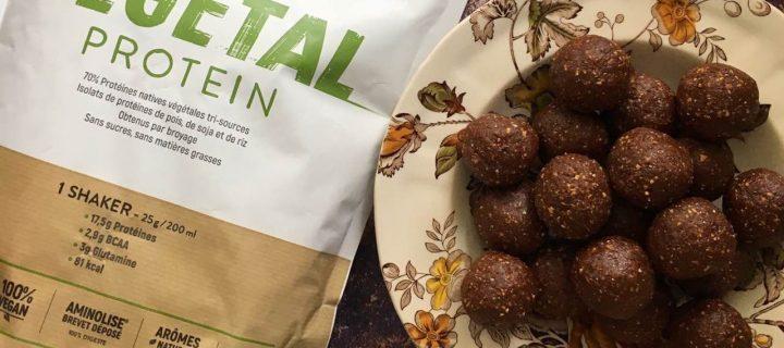 Recette : Des boulettes de protéine délicieuses et simples à préparer !