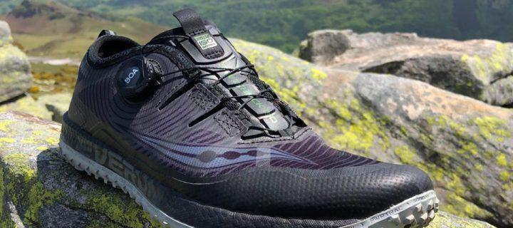 Performez avec une chaussure alliant Légèreté, Confort et Ajustement optimal avec la Saucony Switchback Iso BOA !