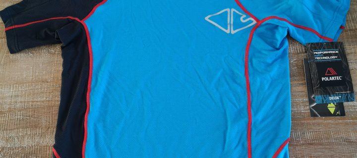 Tee-shirt Polartec Delta : Parfait contre la canicule !
