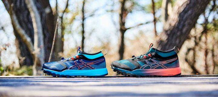 FujiTrabuco Pro : La nouvelle chaussure de Trail d'Asics !
