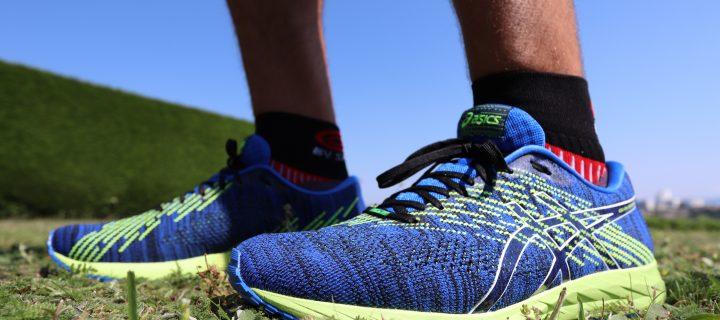 Asics Gel DS Trainer 24 : Courrez léger, courrez vite… courrez Asics !