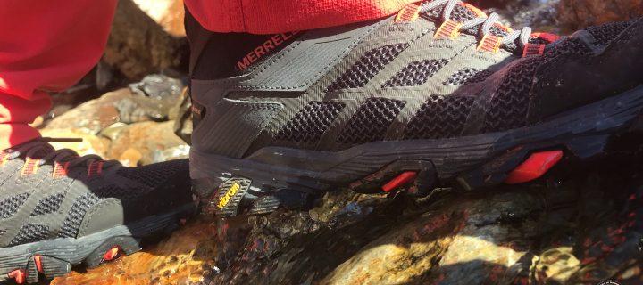 Merrell MOAB FST 2 : La  dernière du leader de la chaussure de randonnée avec semelle Vibram mégagrip