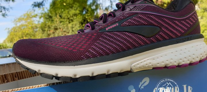 Brooks Running Ghost 12 : multipliez les chemins & les runs happy !