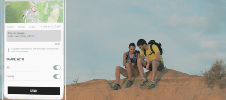 Kineis Adventures : une innovation pour la sécurité des sportifs
