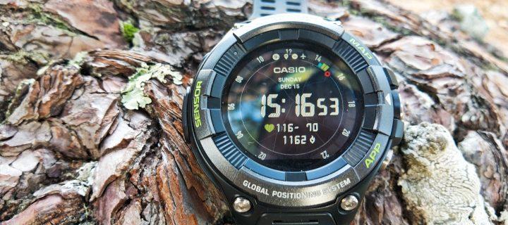 Casio Protrek smart WSD F-21 : Le modèle sport et connecté avec cartographie intégrée